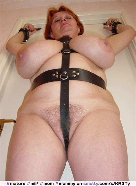 Mature Milf Mom Mommy Bdsm Bondage Wife Housewife Bound