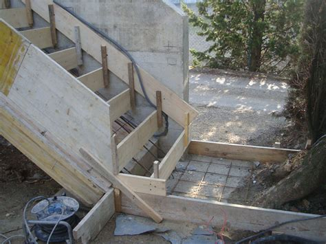 Comment Faire Un Escalier En Beton 4740 comment faire un escalier en beton charmant construire un
