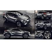 Toyota C HR Concept 2015  Pictures Information &amp Specs