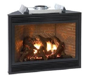 empire tahoe luxury direct vent propane fireplace 36 quot