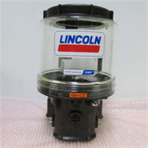 lincoln quicklub p203 grease with remotelinc 24v new