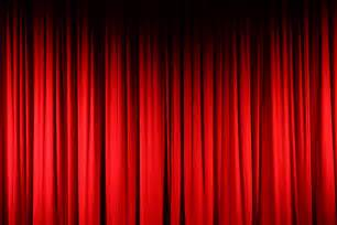Home Theater Drapes Red Curtain Clipart Cliparts And Others Art Inspiration