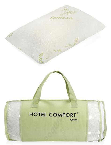 hotel comfort bamboo hotel comfort bamboo pillow כרית במבוק אורגינלית