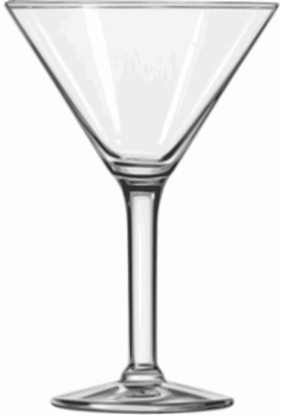 martini glass vector cocktail glass martini clip art free vector 4vector
