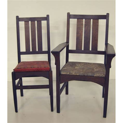 Stickley Dining Room Furniture Gustav Stickley Dining Room Chairs Family Services Uk