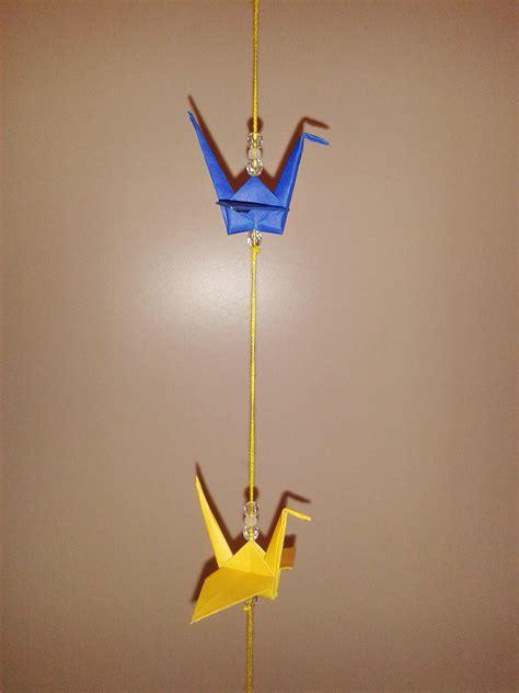 Mobili Decò by M 243 Bile De Origami Tsuru Magic Origami Elo7