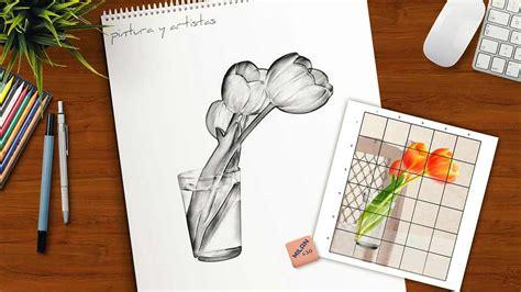 como dibujar con luz la luz del arte la cuadricula