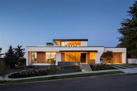 fachadas de casas coloniales modernas fachada de casas dise 241 o de casa de un piso moderna planos construye hogar