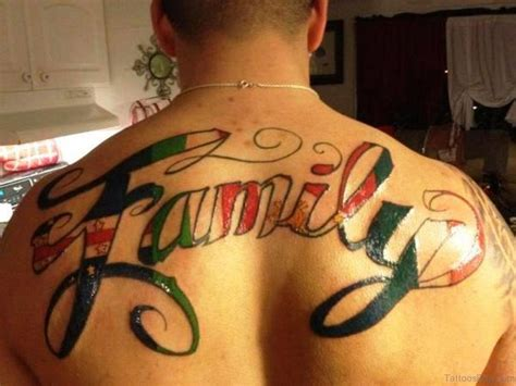 italian tribal tattoos 19 family tattoos for back