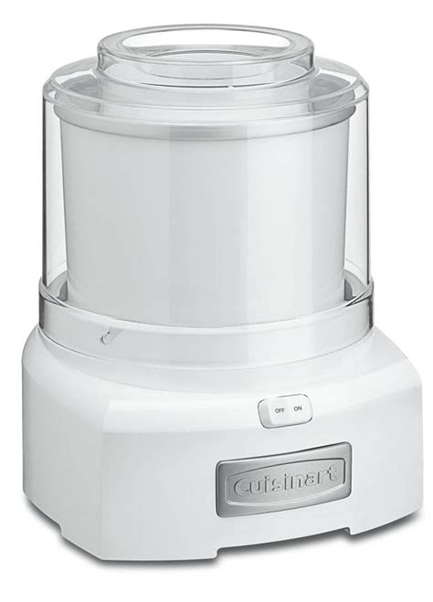 ICE 21   Ice Cream / Yogurt Makers   Products   Cuisinart.com