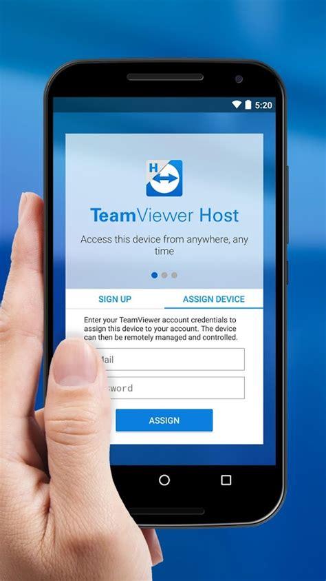 android host teamviewer host android apps on play