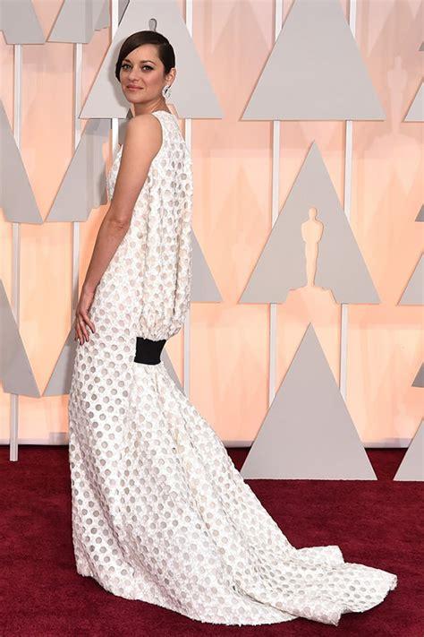 Oscars Carpet Marion Cotillard by Marion Cotillard Oscars 2015 Carpet