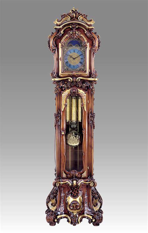 grandfather clock art