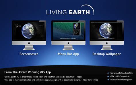 world clock wallpaper for mac living earth desktop weather world clock on the mac