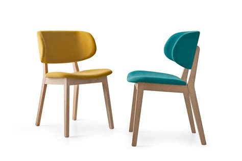 Modern Armchairs Melbourne by Sedia Imbottita In Tessuto By Calligaris Design