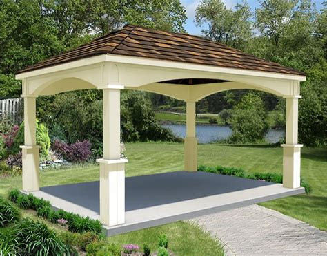 gazebo creations cedar single roof ramadas ramadas by roof type