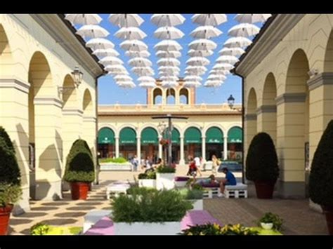 home design stores milan serravalle designer outlet near milan italy youtube
