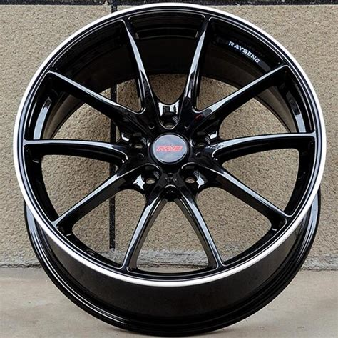 Advan 10 Inchi aliexpress buy advan rays racing 17 18 19 inch 5x108 5x112 5x114 3 car alloy wheels rims