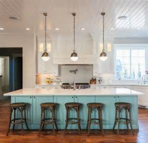 Blue Kitchen Islands by 5 Ways To Get This Look Blue Island Kitchen