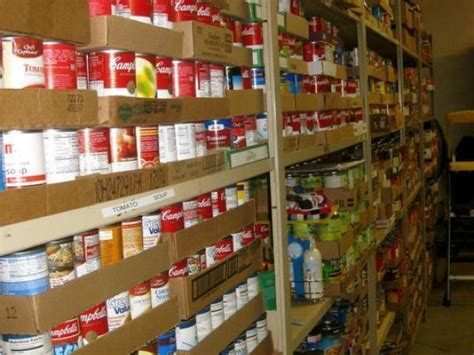 former food pantry executive director died of