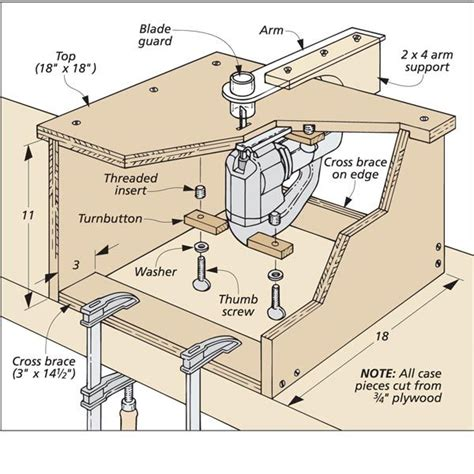 scroll saw bench plans scroll saw box plans woodworking projects plans