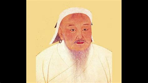 The Chronicle Ofjengis Khan book review the gory story of genghis khan