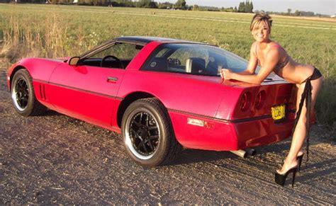 Women C 4 by Corvettes On Ebay How To Sell A 1984 Corvette Corvette