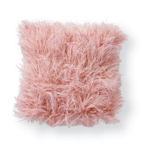 Ostrich Feather Pillow by Ostrich Feather Decorative Pillow Frontgate