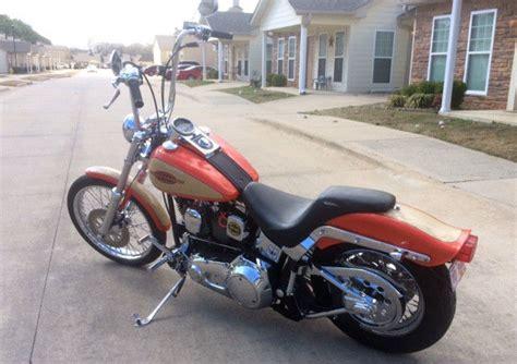 Harley Davidson Factory Custom Paint by 1996 Harley Davidson Fxstc Softail Custom Factory Paint