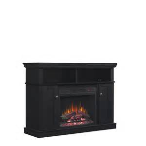shop style selections 46 25 in w 4 600 btu black wood