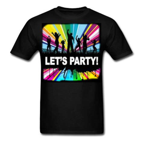 design a t shirt party are you ready fo the party 10 t shirts design for