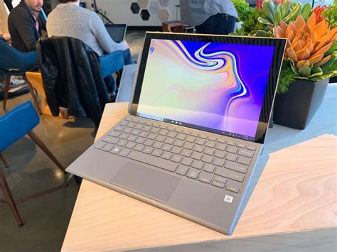 samsung book 2 galaxy book 2 on meet samsung s surface pro killer
