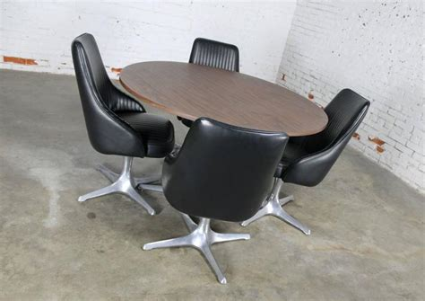 chromcraft table and chairs mid century modern chromcraft decorables 1967 selection
