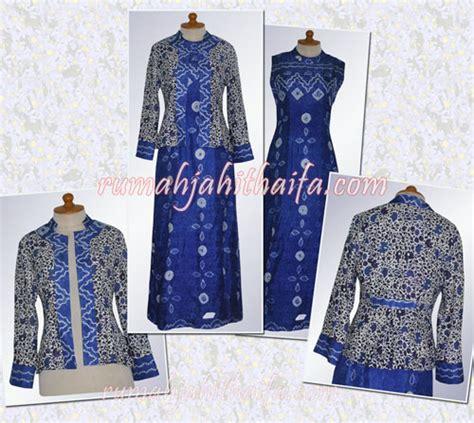 Gamis Blazer batik dresses newhairstylesformen2014
