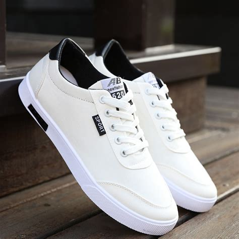 sorrynam new students board shoes wholesale boys canvas white shoes trend of breathable casual