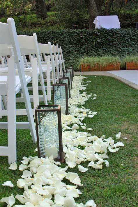 Candle Decor Aisle decor: Aisle Decor: Ceremony: My