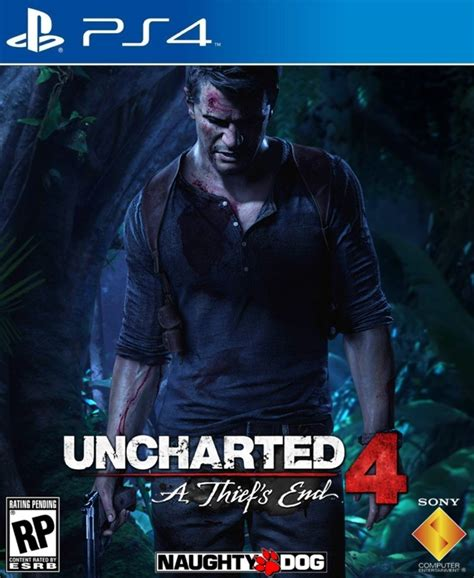 Bd Ps4 Uncharted 4 Se uncharted 4 a thief s end ps4 hern 237 svět cz