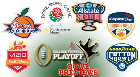 new year s day football 2014 15 college football playoff new year s six bowl