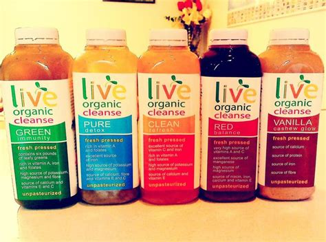 Detox Juice Gas Station by Organic Juice Cleanse Costco