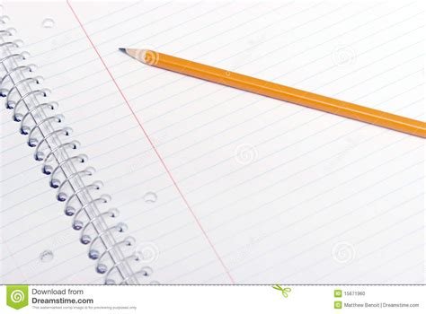 How To Make Pencil With Paper - paper and pencil stock photo image of object equipment