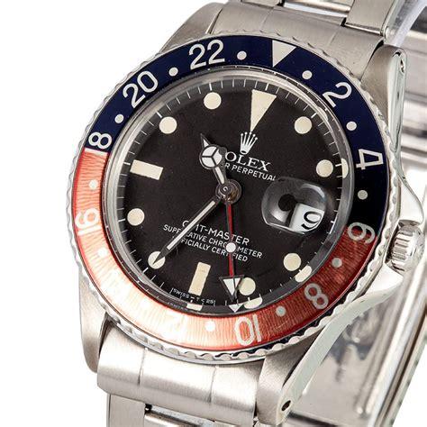 Crown Knob Rolex Gmt key vintage rolex sports model gmt master 1675 bob s watches
