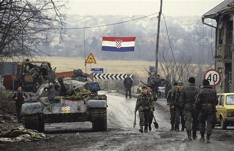 Domovinski Rat Homeland War Image Croatia And Its