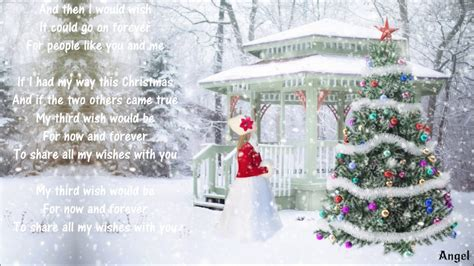 christmas wishes anne murray merry christmas youtube