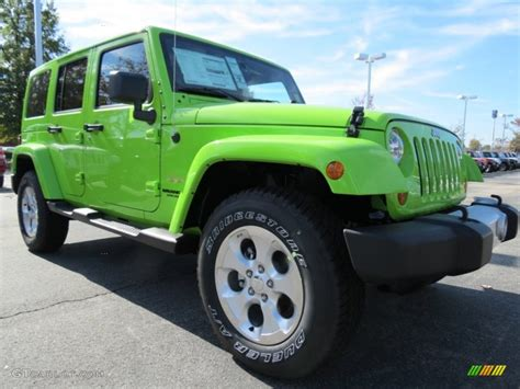 gecko green jeep for sale new 2013 gecko green jeep unlimited for sale html autos post