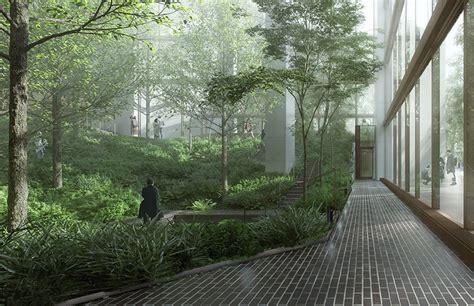 Garden Of Atrium A Daily Dose Of Architecture Ford Foundation S New Atrium
