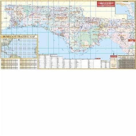 design elements north florida northwest florida wall map from onlyglobes com