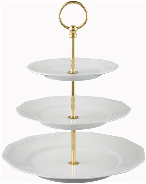 Etagere Rosenthal by Rosenthal Selection Weiss Etagere 10430 800001