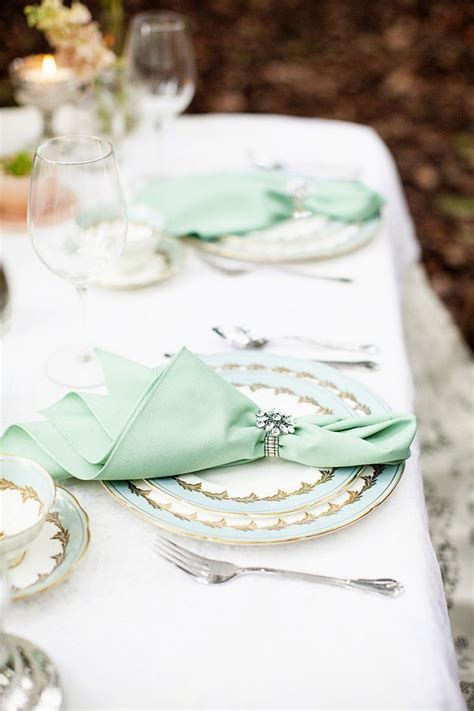simply lovely table coarl pink and green table 23 best images about mint and coral on pinterest wedding