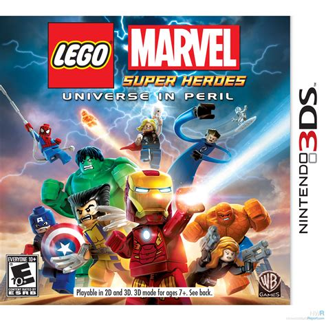 Ps4 Lego Marvel Heroes 2 Reg 3 lego marvel heroes universe in peril nintendo world report