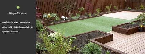 simple garden designs simple garden designs home design and interior